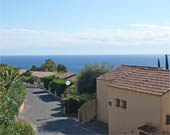 Apartment with sea view La Croix-Valmer