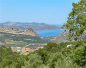 location Appartement vue mer Patrimonio