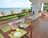 Apartment with sea view Moriani-Plage