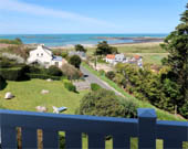 House with sea view Plouguerneau