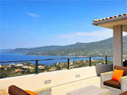 location Appartement vue mer Propriano