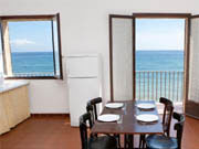 location Appartement vue mer Moriani-Plage