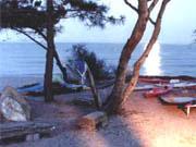 location Maison vue mer Moriani-Plage