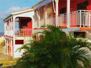 Apartment booking Deshaies