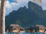 location Appartement vue mer Bora-Bora