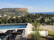 location Appartement vue mer Cassis