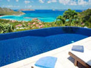 House with sea view Saint-Barthélemy