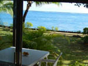 location Maison vue mer Tahiti