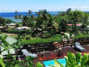 Apartment with sea view Moorea