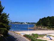 location Appartement vue mer Moëlan-sur-Mer