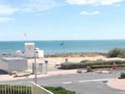 Apartment with sea view Portiragnes-Plage