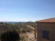 location Maison vue mer Marseillan-Plage