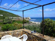 House with sea view Ersa