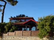 Ferienhaus am meer Lanton