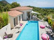 location Maison vue mer Zonza-Sainte-Lucie-de-Porto-Vecchio
