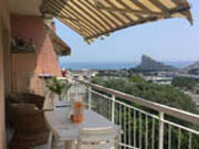Apartment with sea view Villeneuve-Loubet