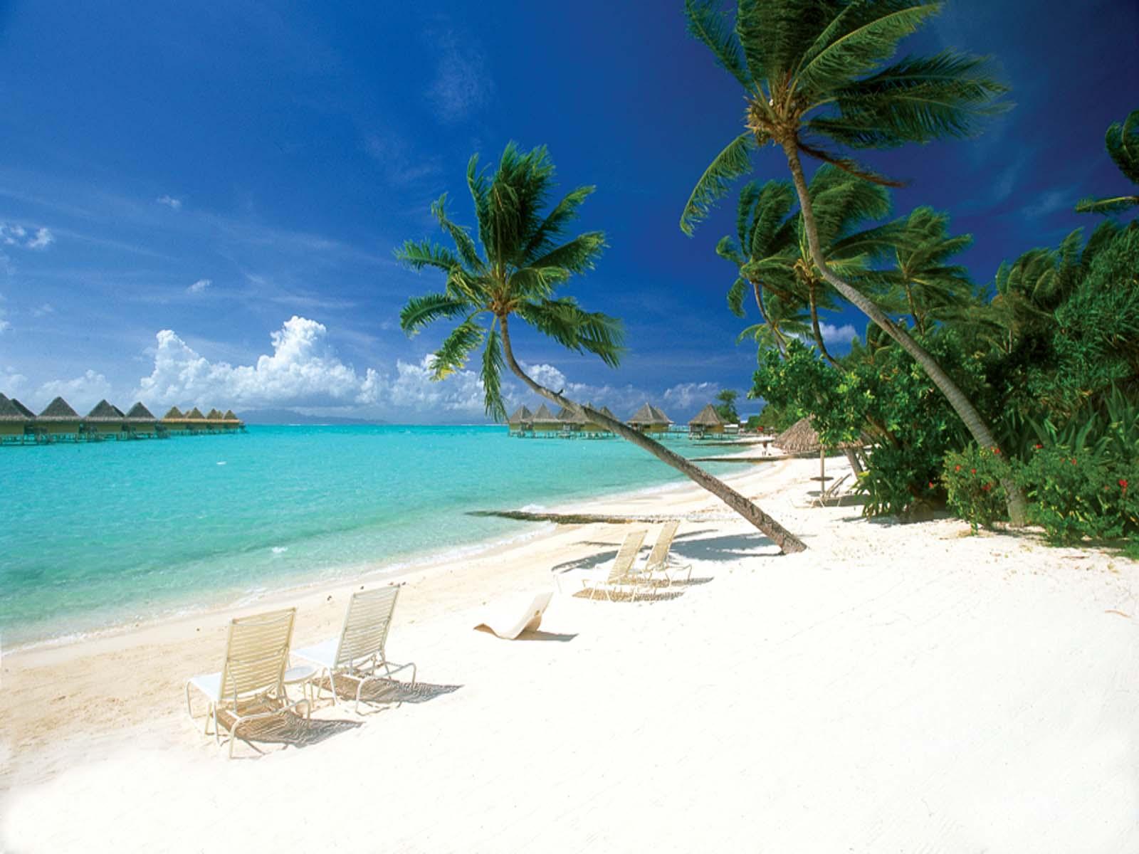 fond ecran mer gratuit Pacifique, ocean indien