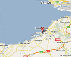 carte littoral benerville_sur_mer