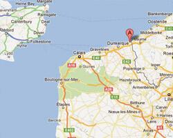 carte littoral bray_dunes