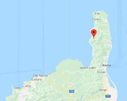 carte littoral canari