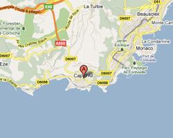 Ferienhäuser am meer Cap-d'Ail