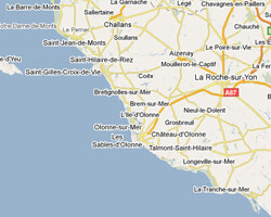 carte littoral cote_vendeenne