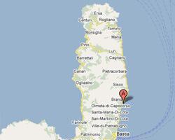 carte littoral erbalunga_brando