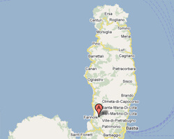 seaside map Farinole