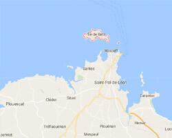 carte littoral ile_de_batz