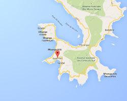 carte littoral Kani-Keli
