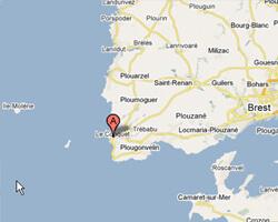 image map Conquet