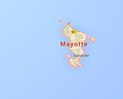 image map mayotte
