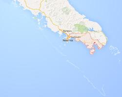 carte littoral mont_dore