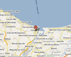 image map Ouistreham