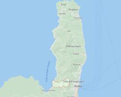 carte littoral patrimonio