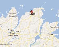 carte littoral pleubian
