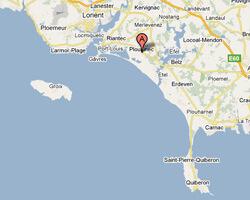 image map plouhinec