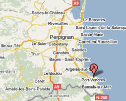 Seaside Holiday Rentals PortVendres - Location port vendres