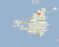 carte littoral saint_martin