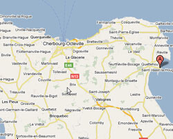 carte littoral saint_vaast_la_hougue